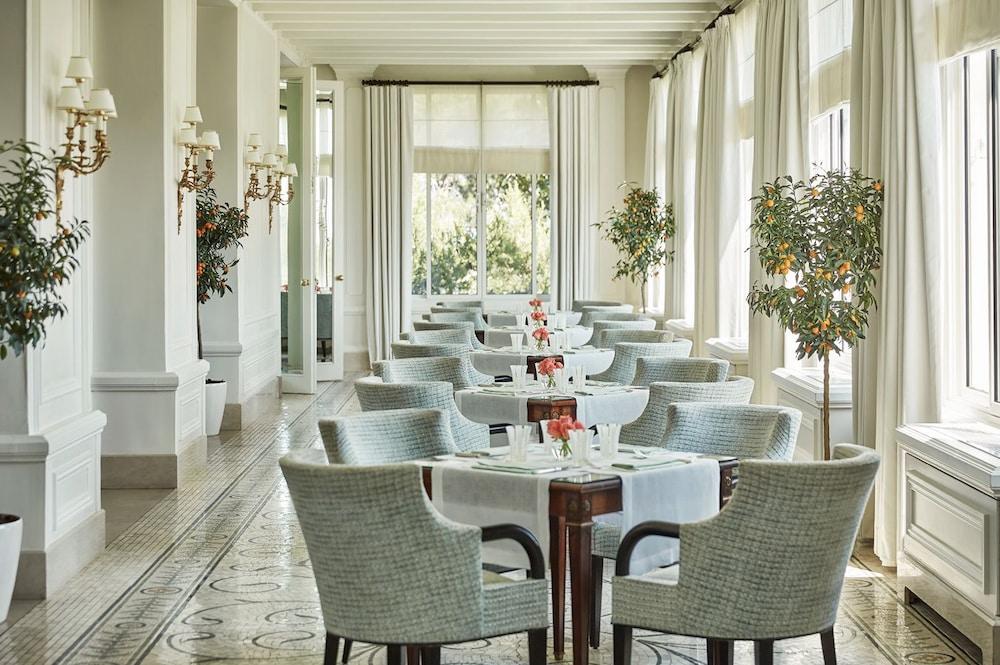 Grand Hotel Saint Jean Cap Ferrat Restaurant