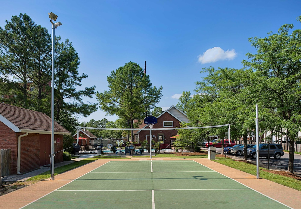 Tennis and Basketball Courts 15 of 16