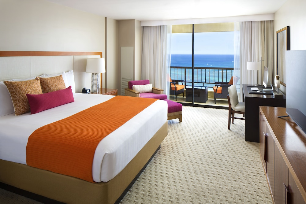 Room, Hyatt Regency Waikiki Beach Resort & Spa