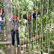 绳索课程(团队建设)
