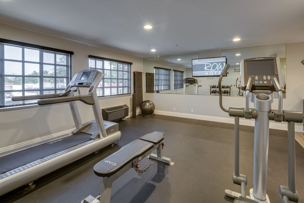 Fitness Facility, The Row Hotel