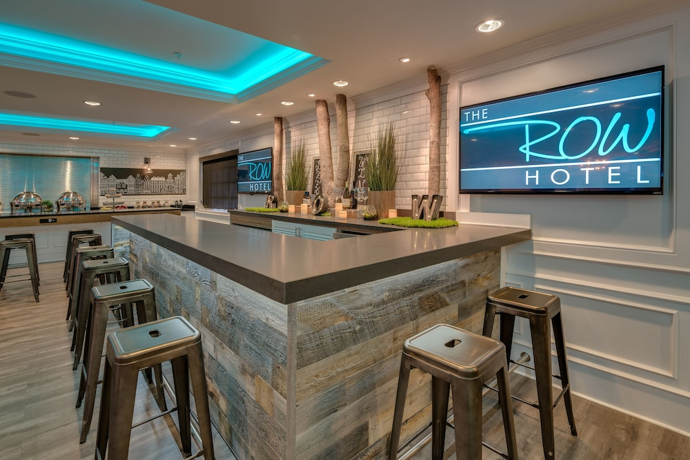 Bar, The Row Hotel