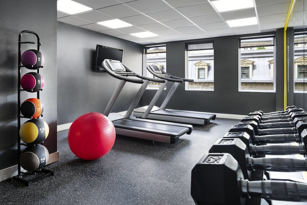 Fitness Facility, Le Meridien Versailles