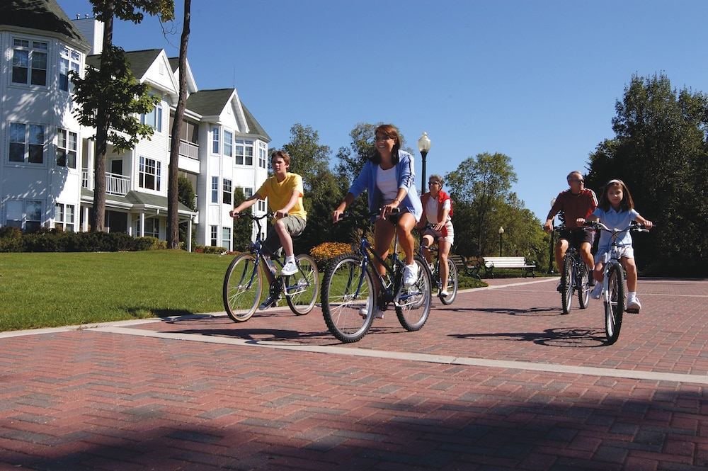 Bicycling, The Osthoff Resort