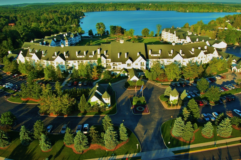 Aerial View, The Osthoff Resort