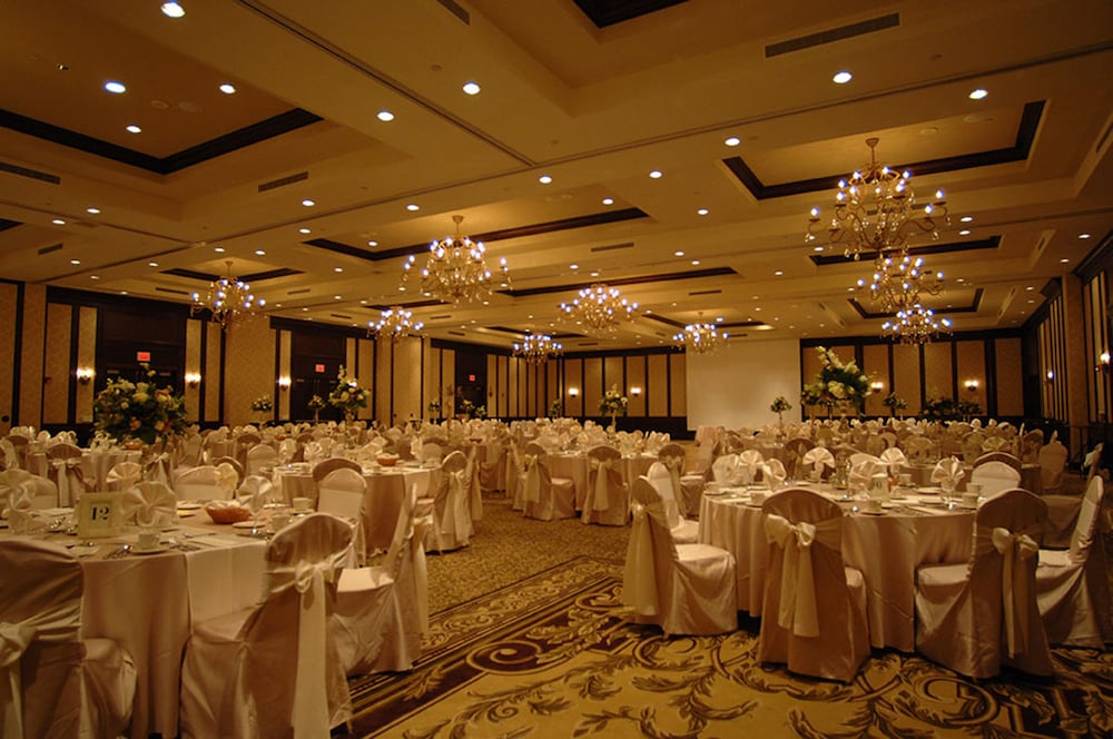Banquet Hall, The Osthoff Resort