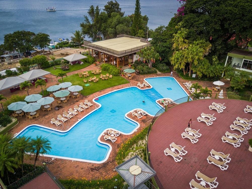 Porta Hotel Del Lago In Panajachel Hotel Rates Reviews On Orbitz
