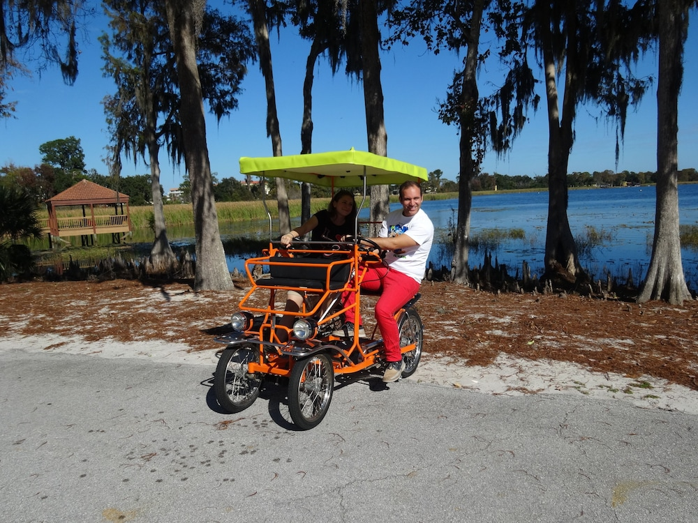 Bicycling, Star Island Resort and Club