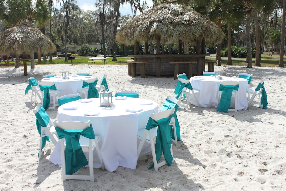 Outdoor Banquet Area, Star Island Resort and Club