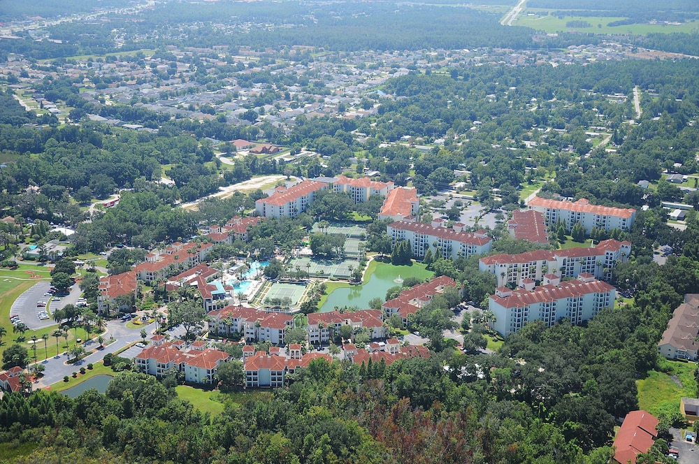 Aerial View, Star Island Resort and Club