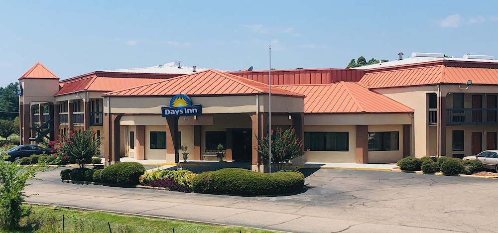 Front of Property, Days Inn by Wyndham Columbus