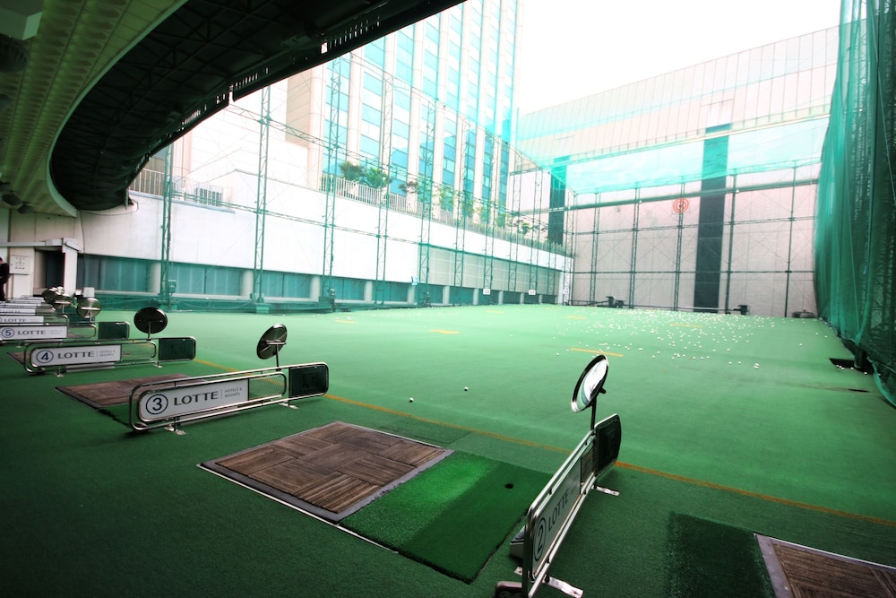 Golf, Lotte Hotel Busan