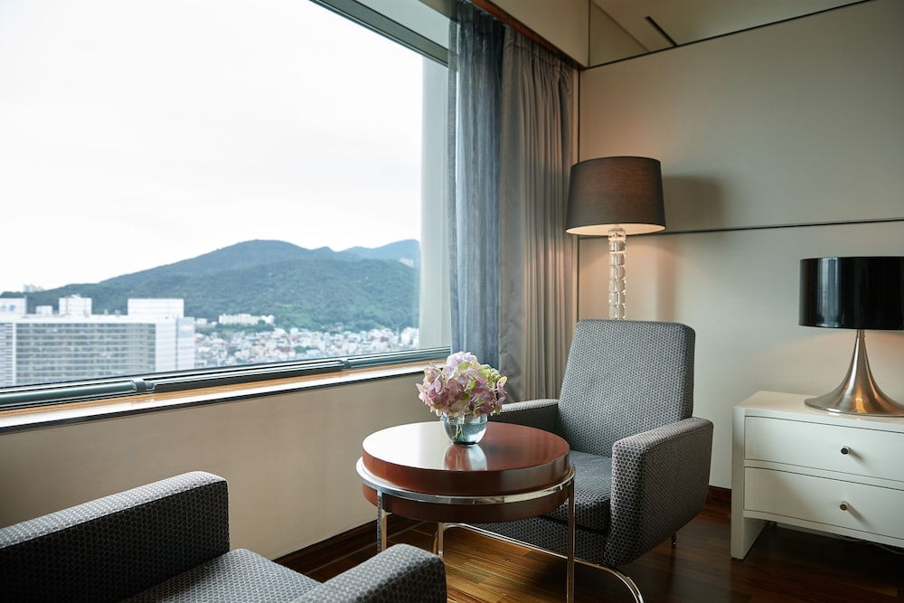 City View, Lotte Hotel Busan