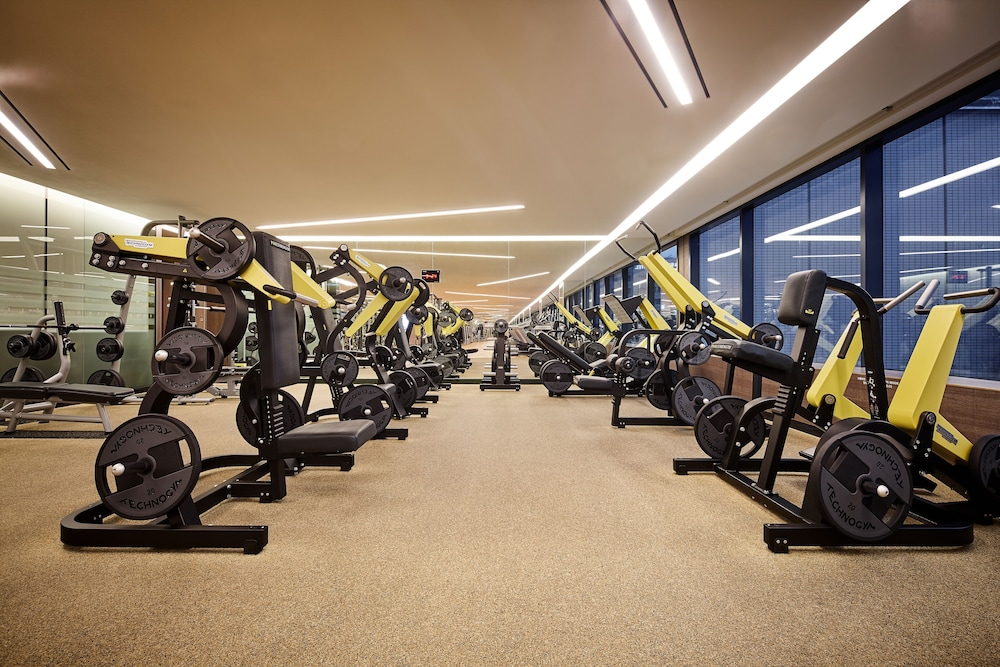 Gym, Lotte Hotel Busan