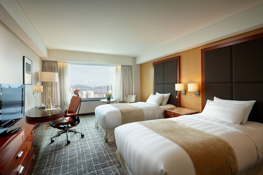 Room, Lotte Hotel Busan