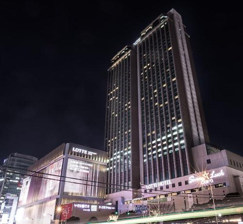 釜山樂天飯店