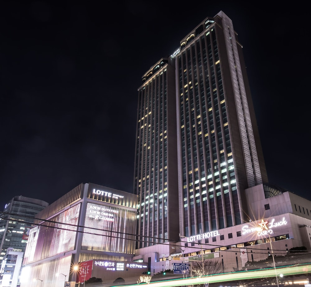Featured Image, Lotte Hotel Busan