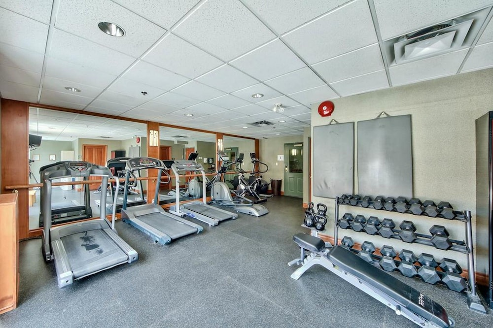 Fitness Facility, Hearthstone Lodge by Bear Country