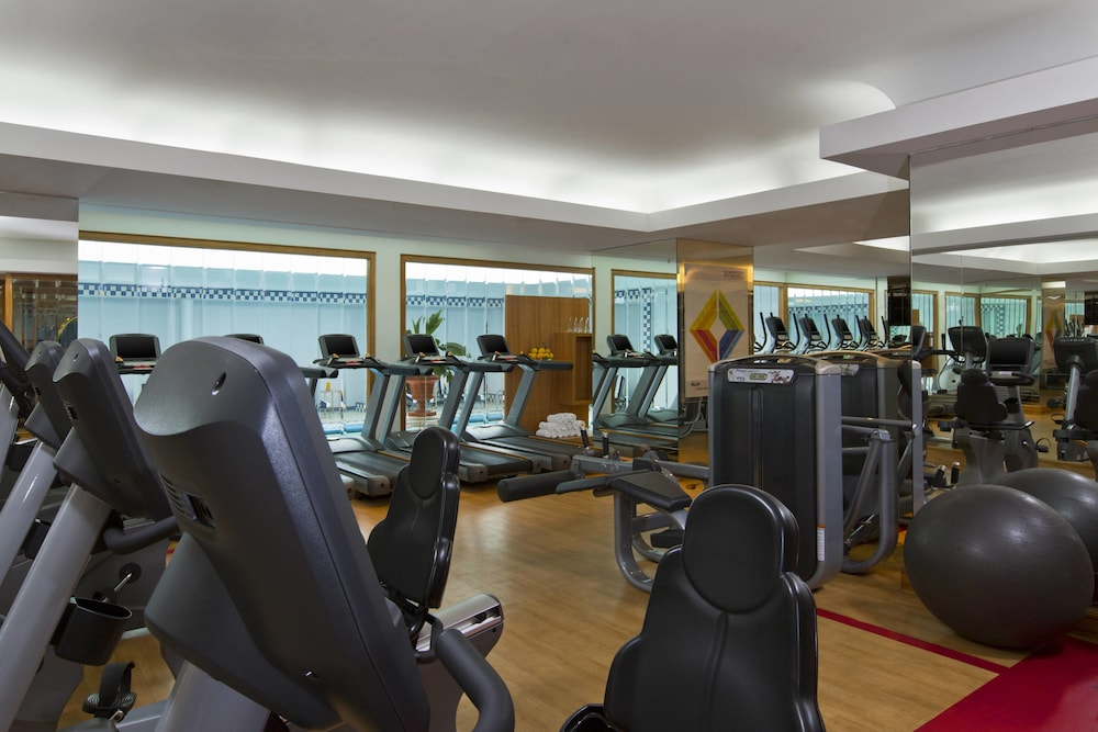 Gym, Sheraton Santiago Hotel and Convention Center