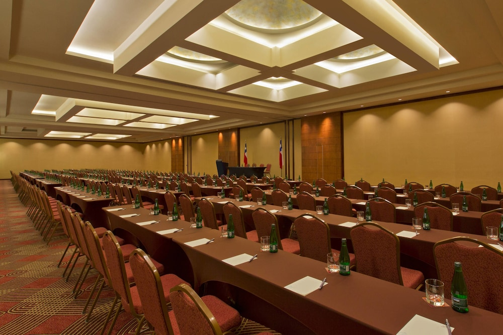 Meeting Facility, Sheraton Santiago Hotel and Convention Center