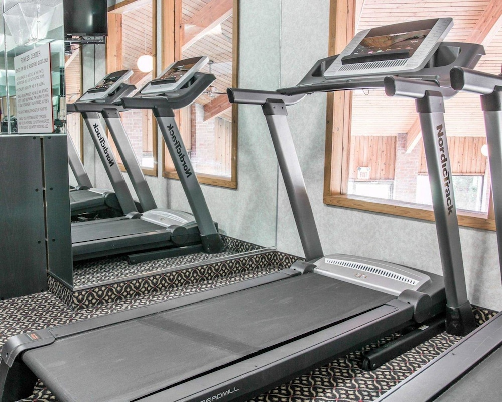Fitness Facility, Quality Inn Hudsonville