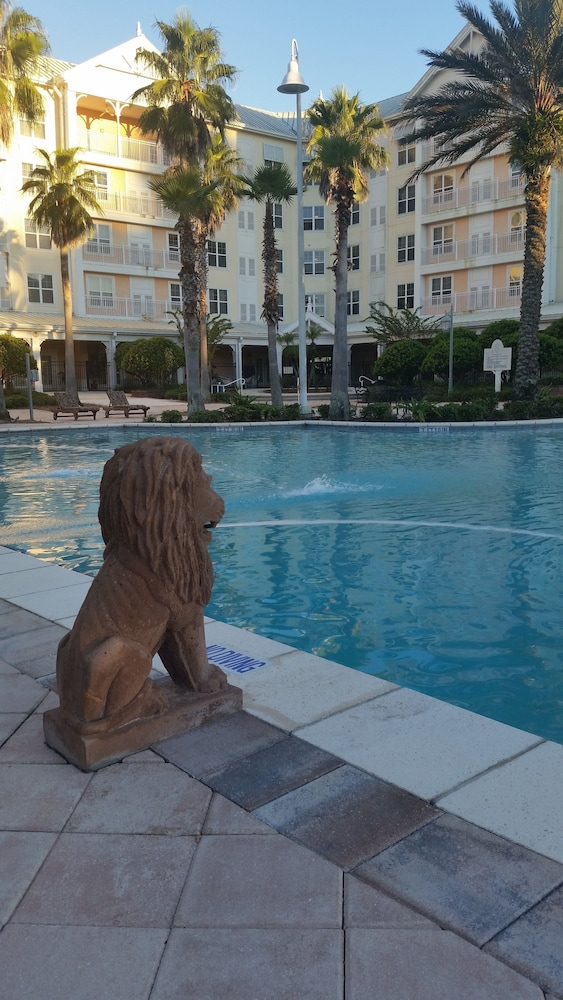 Outdoor Pool, Monumental Hotel Orlando