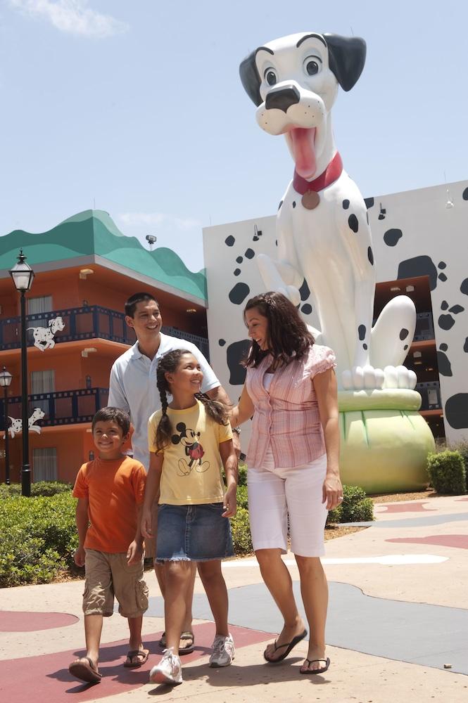 Disney S All Star Movies Resort In Orlando Hotel Rates Reviews On Orbitz