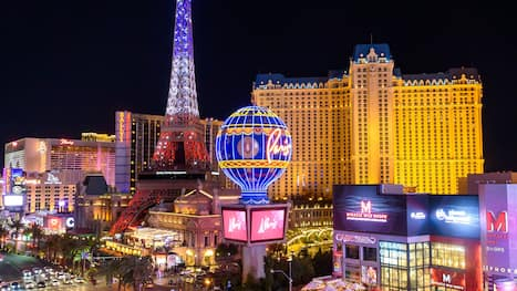 Las Vegas Hotels From 26 Hotel Deals Travelocity
