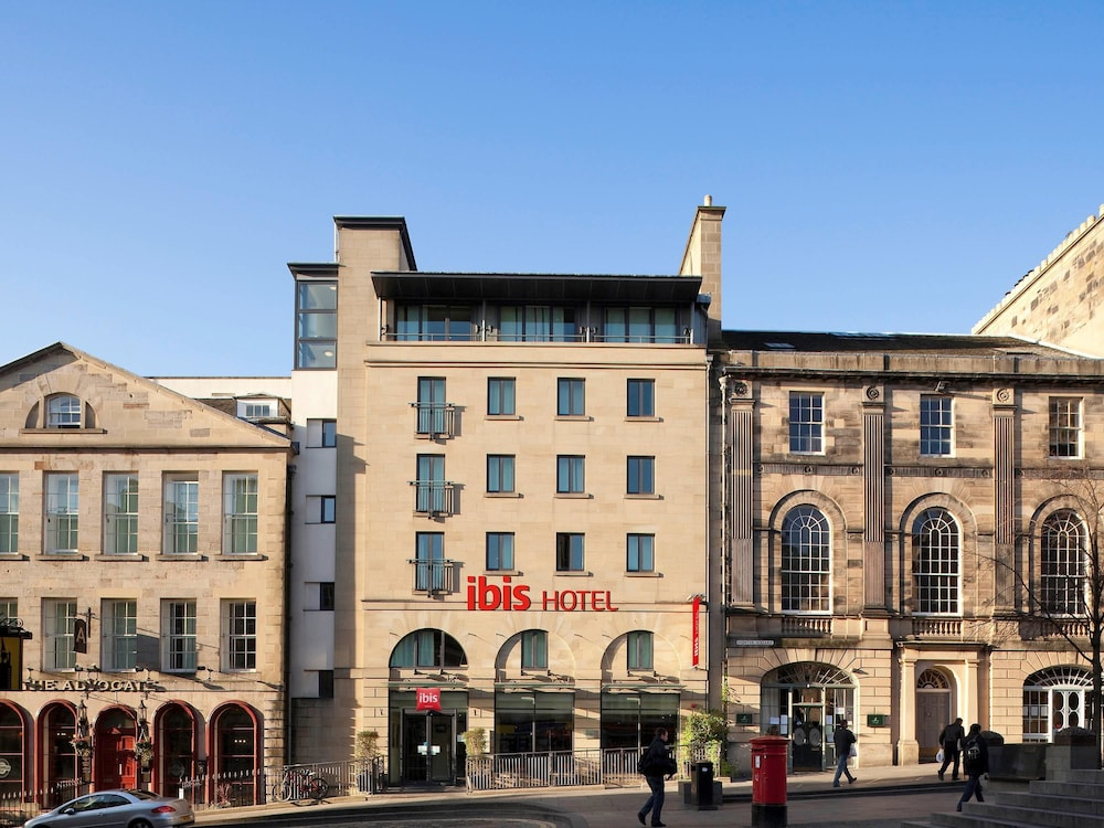 Ibis Edinburgh Centre Royal Mile Hotel
