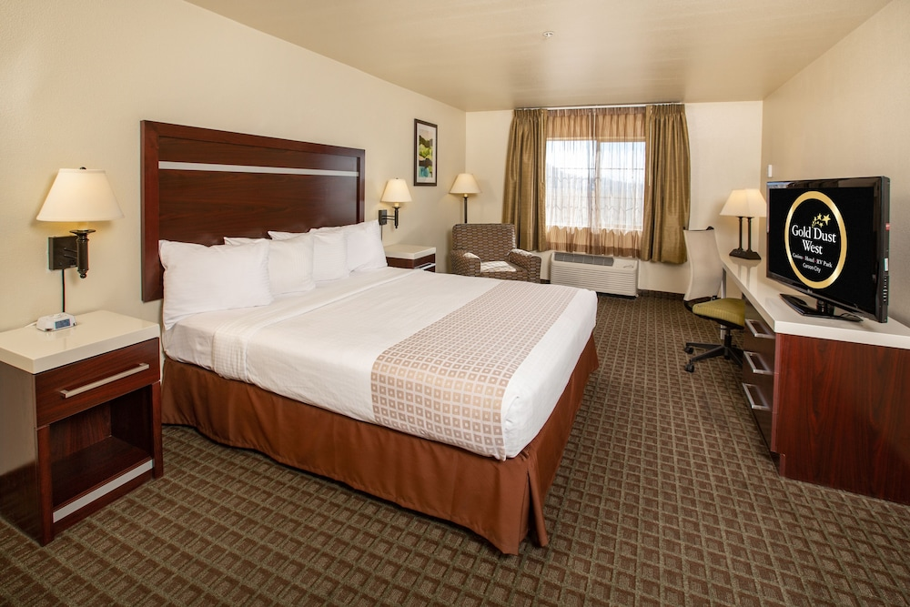 Room, Gold Dust West Carson City