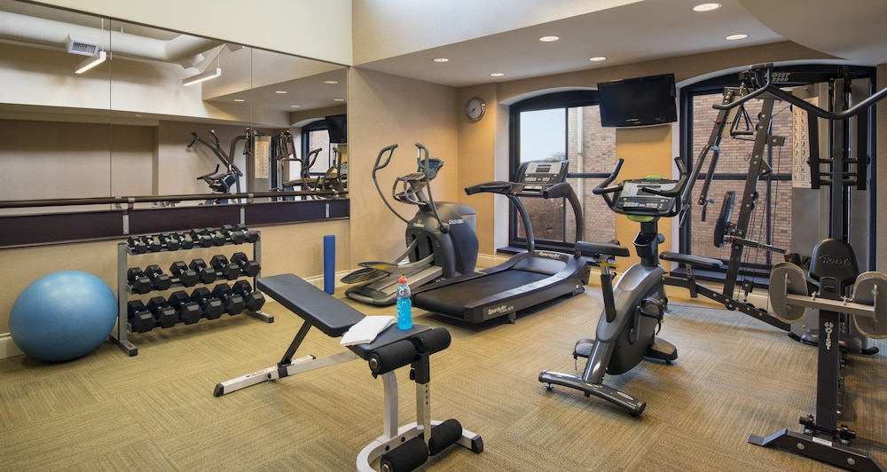 Fitness Facility, The Magnolia Hotel and Spa