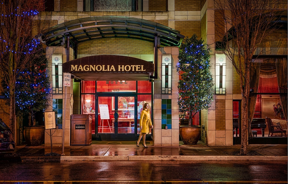 Exterior, The Magnolia Hotel and Spa