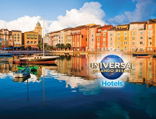 Great Place to stay Universal's Loews Portofino Bay Hotel near Orlando