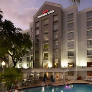 SpringHill Suites Marriott Ft Lauderdale Airport/Cruise Port