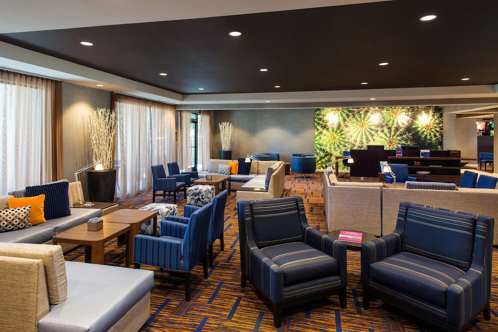 Lobby, Courtyard by Marriott Palm Desert