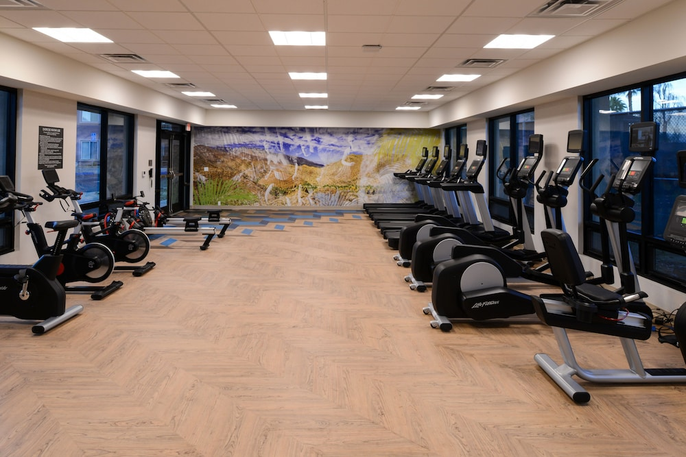 Fitness Facility, Courtyard by Marriott Palm Desert