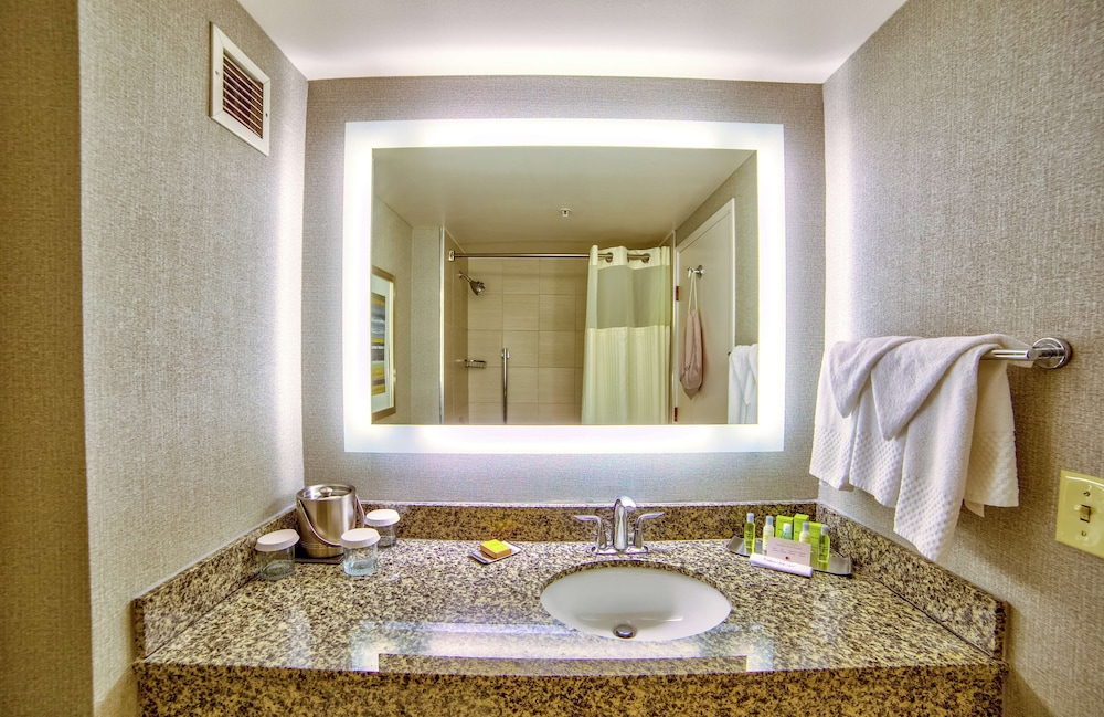 Bathroom, DoubleTree by Hilton Las Vegas Airport