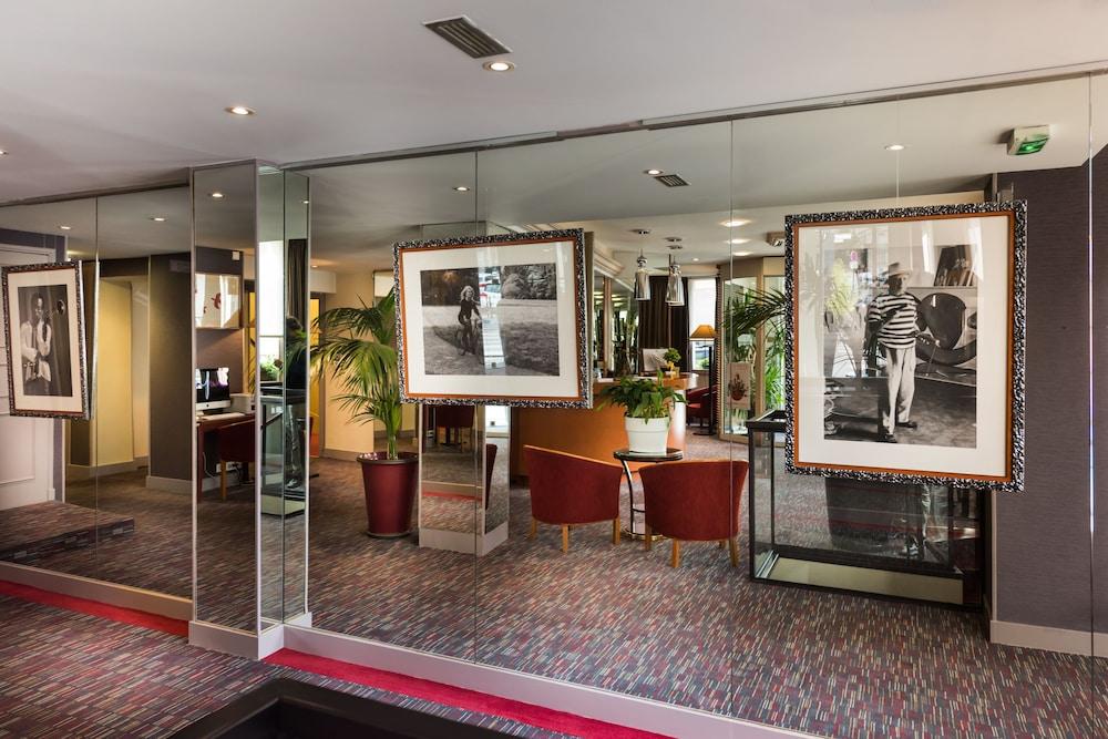 Hotel Pavillon Monceau Paris France Expedia Fr