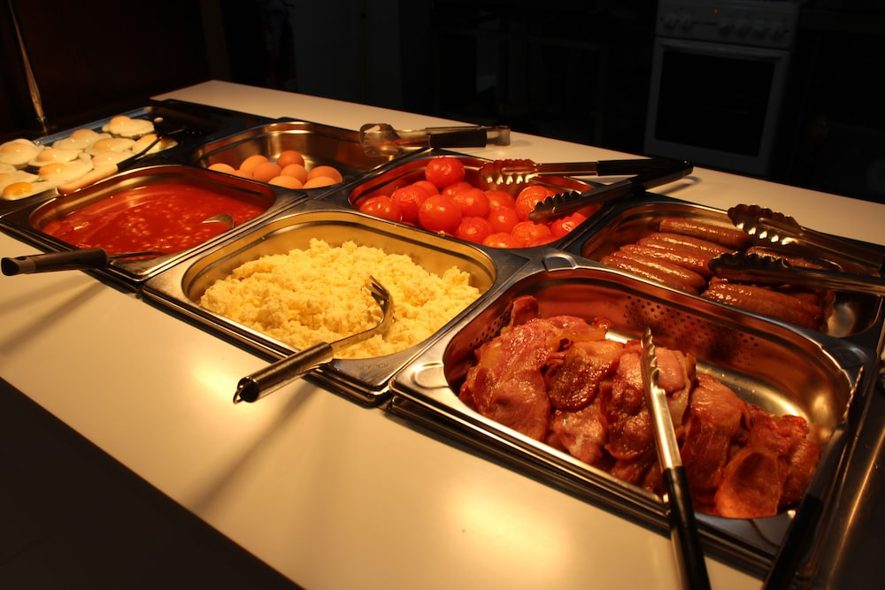 Buffet, Best Western Victoria Palace