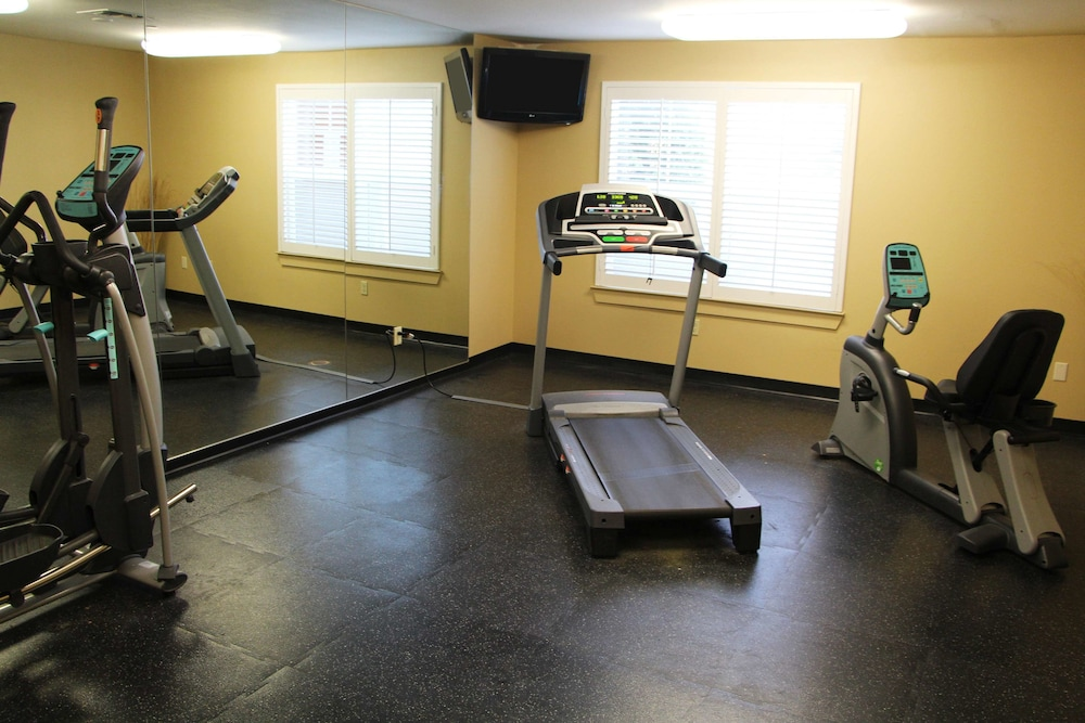 Fitness Facility, Extended Stay America Portland - Hillsboro