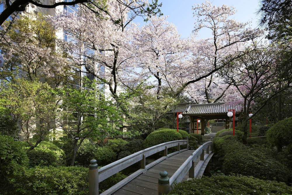 Property Grounds, The Prince Sakura Tower Tokyo, Autograph Collection