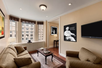 Parlor Suite - Living Area