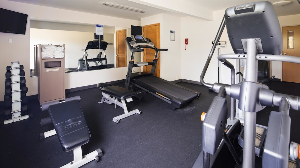 Fitness Facility, Best Western New Baltimore Inn