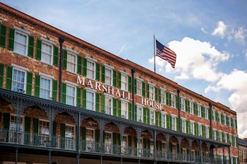 The Marshall House,Historic Inns of Savannah Collection