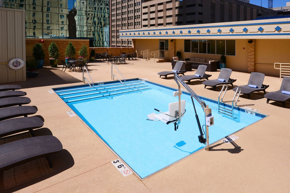 Pool, Courtyard by Marriott Fort Worth Downtown/Blackstone