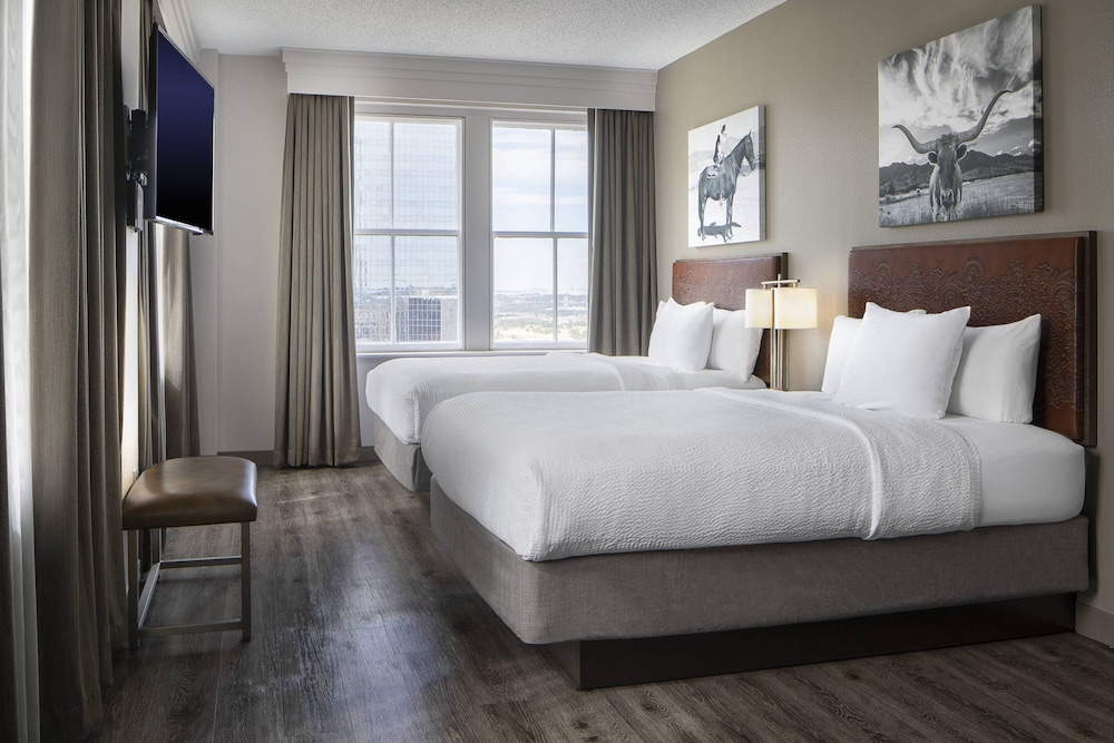 Room, Courtyard by Marriott Fort Worth Downtown/Blackstone