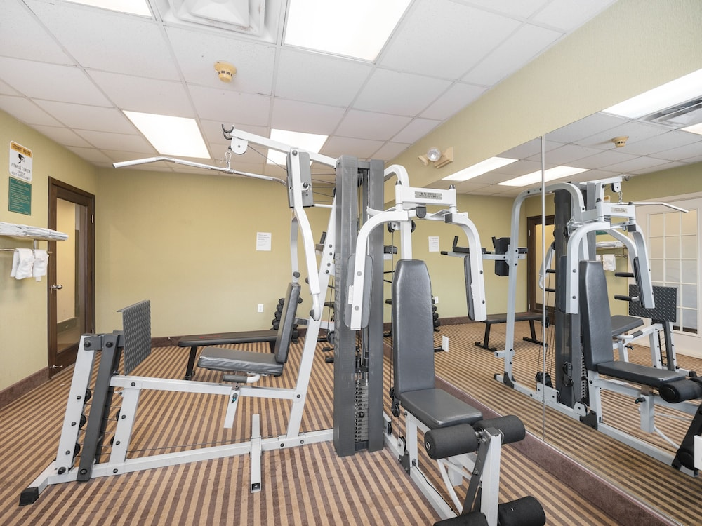 Gym, Baymont by Wyndham Houston North