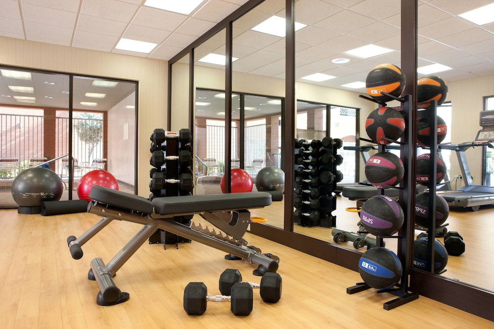 Fitness Facility, Courtyard by Marriott Scottsdale Old Town