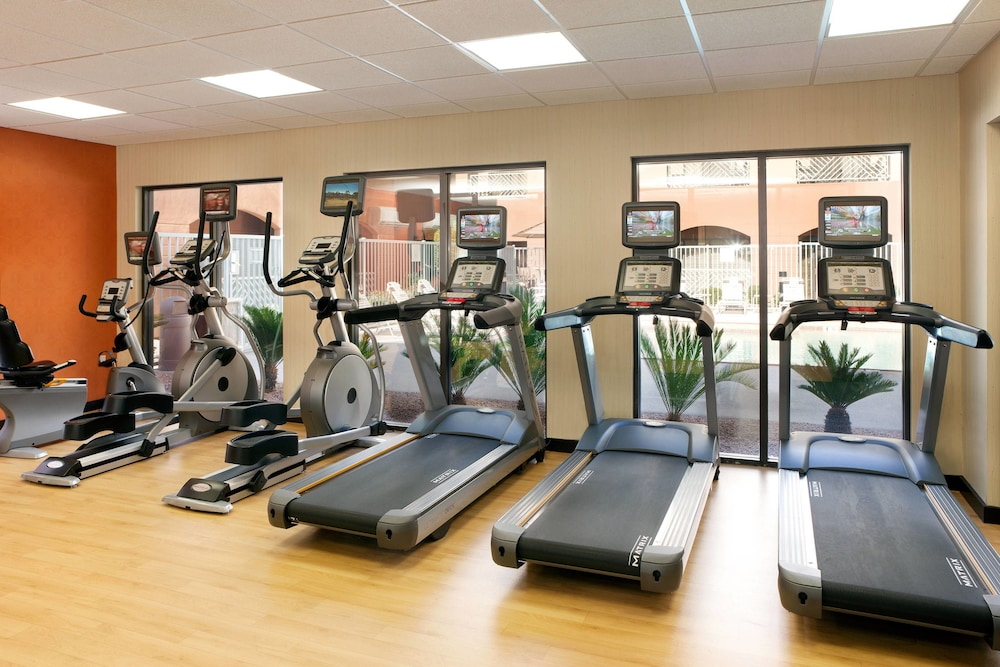 Fitness Studio, Courtyard by Marriott Scottsdale Old Town