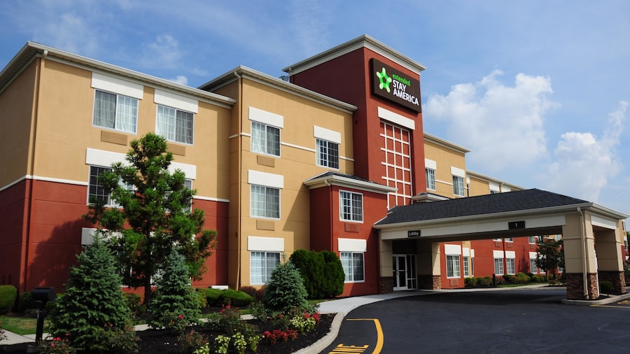 Extended Stay America Suites Newark Woodbridge